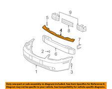 Chevrolet GM OEM 97-03 Malibu Front Bumper-Upper Support Bracket 22597578