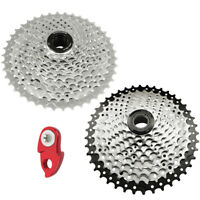 Sunshine Bike Cassette 10 Speed Wide Ratio MTB Freewheel 11-40/42T SHIMANO SRAM