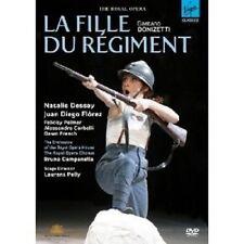 LA FILLE DU REGIMENT - ROYAL OPERA HOUSE 2007 DVD NEU