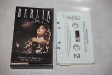 BERLIN LOVE LIFE INCLUDES 2 EXTRA TRACKS Cassette TAPE