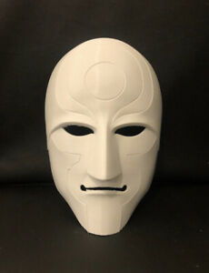 Amon 3D Printed Mask Raw Legend Of Korra