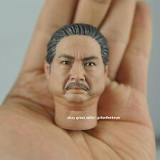 Sammo Hung Kam-bo 洪金寶 1/6 HeadSculpt for Hottoys Bruce Lee DX04 Enterbay Ip Man