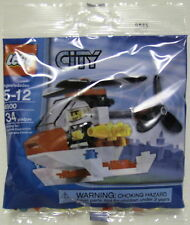 HELICOPTER Lego City Promo Pack 4900 34pcs 2010