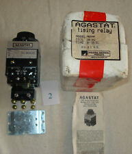 AGASTAT Timing Relay Model 7032PCH
