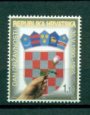 STEMMA NAZIONALE - NATIONAL COAT CROATIA 1995 Independence Day