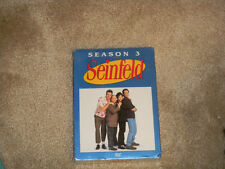 Seinfeld - Season 3 DVD NEW SEALED