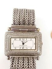 STERLING SILVER ECCLESSI WATCH ref716