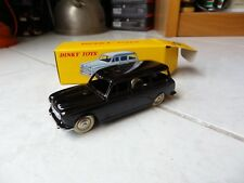 Peugeot 403 Familiale 24F noire Dinky Toys Atlas 1/43 avec boite