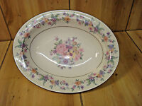 SPRINGTIME by Theodore Haviland Oval Vegetable Serving BOWL