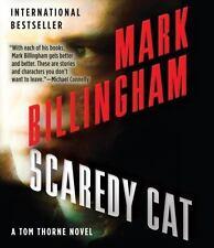 Tom Thorne: Scaredy Cat 2 by Mark Billingham (2013, CD, Unabridged)