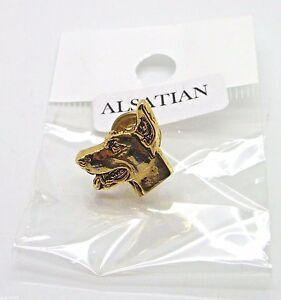 Alsatian/Doberman?Head Badge
