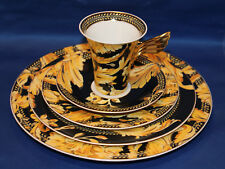 """VERSACE VANITY by  Rosenthal """"5 Piece Place Setting"""" NEW IN BOX"""