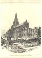 1893 Ancient Cathedral Of Scotland, Glasgow, Alexander Mcgibbon