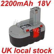 2200mAh battery for 18Volt Bosch 53518,53518B,PSB 18 V,PSB 18 VE 2 in uk