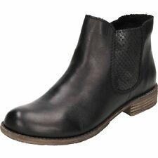 Flache Rieker Stiefeletten/boots