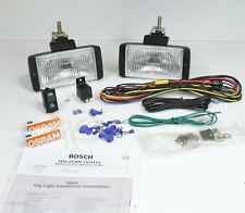 Vintage Volvo 240 244 245 242 Fog Light Set Kit Relay Switch Lights Pilot Turbo