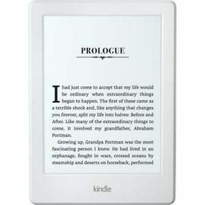 """Kindle Paperwhite, 6"""" High Resolution Display 6th Generation - White (IL/SP5-..."""