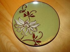 AMERICAN ATELIER MIRABEL GREEN LOT OF 4 SALAD PLATES