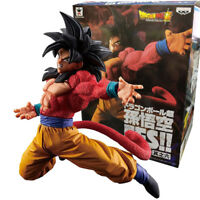 Dragon Ball Son Goku red cloth PVC figure gift doll hot toy statue new