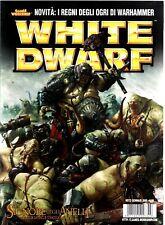 Rivista White Dwarf WD n.72 Gennaio 2005. Warhammer ed. Games Workshop