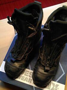 HAIX Airpower XR1 S3 Goretex Arbeits Schuh Schutz Sanitäter Stiefel Boots Gr. 45