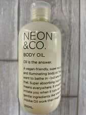 Neon & Co Body Oil NEW 250 mL Free Shipping Made In Australia