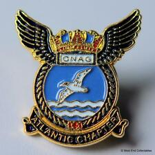Canadian Naval Air Group-Atlantic Chapter - Enamel Lapel Pin Brooch Badge - RCAF