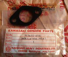 Kawasaki MB1 Coyote Carb. Heat Insulator NOS 313650-6181