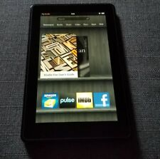 "Amazon Kindle Fire 7"" Tablet 8GB Android OS - Black (D01400)"