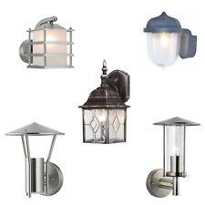 Outside Traditional or Modern Wall Garden Porch Lighting Lantern Light Fitting