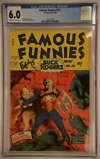 Famous Funnies #211 CGC 6.0