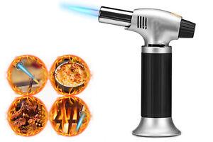 Bruciatore da cucina ricaricabile a gas cannello fiamma multiuso OL-400