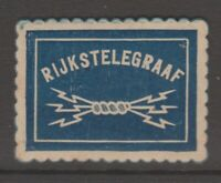 Scandinavia Telegraph seal- 8-6-20- gum nice