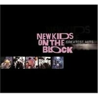 "NEW KIDS ON THE BLOCK ""GREATEST HITS"" CD+DVD NEW"