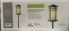 Hinkley Ledgewood Path & Area Light in Museum Bronze Low Volt Landscape (8516MR)