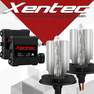 XENTEC Xenon Light HID Kit Conversion H1 H3 H4 H7 H10 H11 H13 9005 9006 9007 880