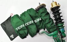"""Tein Cover Coilover Protector Spring Shock Bag Green 12"""" 300mm Set 4pcs"""