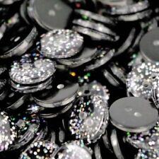 Markenlose runde Knöpfe zum Nähen aus Acryl