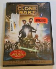 Star Wars: The Clone Wars (DVD, 2008)