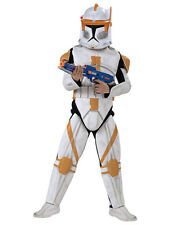 """Gli uomini di Star Wars Clone Wars TROOPER CODY Costume, STD, circonferenza petto 44"""", girovita 30-34"""",leg 33"""""""