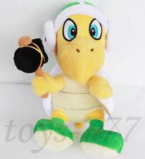 "Super Mario Bros. Koopa Troopa Hammer 8"" Plush Toy Nintendo Game Stuffed Animal"