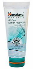 50 ml Himalaya Herbals Oil Clear Lemon Face Wash