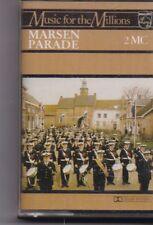 Marinierskapel Der Koninklijke Marine-Marsen Parade Music Cassette