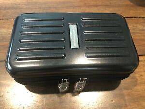 Salvadore Ferragamo Hard Case EVA Air Amenity Kit Deep Dark Green (NEW)