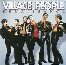 Village People - Renaissance ( AUDIO CD in JEWEL CASE )