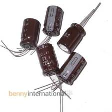 4 pcs Nichicon BY 3600uF 50V 135/'C Long Life radial electrolytic capacitors