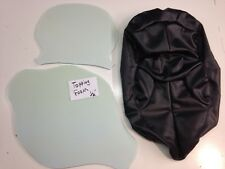"""Harley Replacement 97-07 Comfort Stitch Seat Cover with 1/2"""" top foam"""
