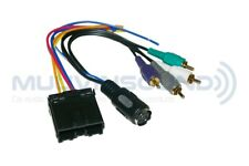 Radio Wire Wiring Harness Aftermarket Stereo Installation METRA 70-7003