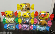 Pokemon Mini Towel Pikachu Eevee friends Jolteon Flareon Umbreon Espeon