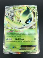 Celebi EX ULTRA RARE 9/149 Pokemon BW Boundaries Crossed NM Card TCG HOLO 2012